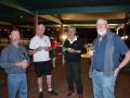 Kevin Little, Richard Nankivell, Andrew Watson and Bill Chambers