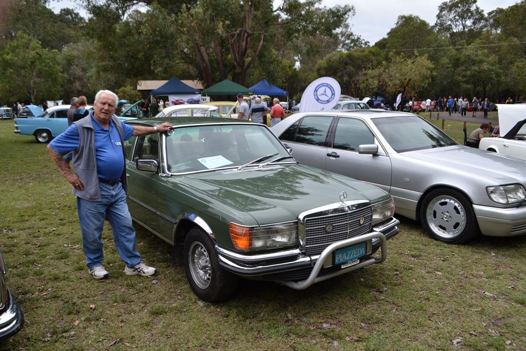 2016 classic car show mercedes benz car club of western australia incorporated - Mercedes car show ...
