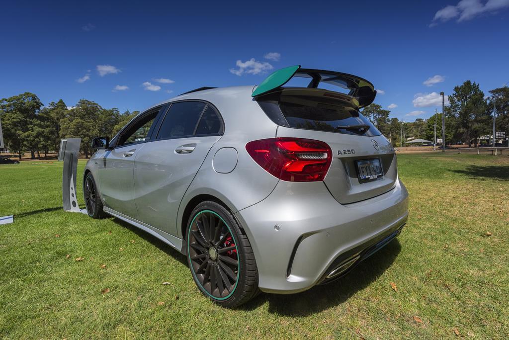 2016 german car day mercedes benz car club of western for Mercedes benz club