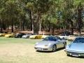 Porsche line up